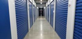 Internal Storage Units - Roller Doors